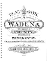 Title Page, Wadena County 1906