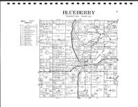 Blueberry Township, Menahga, Wadena County 1934