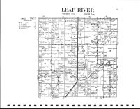 Leaf River Township, Wadena County 1934