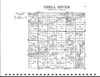 Shell River Township, Shell City, Wadena County 1934