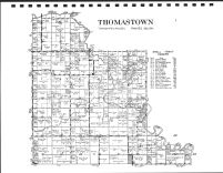 Thomastown Township, Wadena County 1934