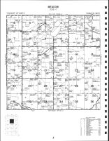 Code 7 - Meadow Township, Yaeger Lake, Mud, Rice, Wadena County 1990
