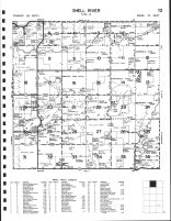 Code 12 - Shell River Township, Twin Lakes, Finn, Jim Cook, Wadena County 2001