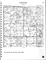 Code 14 - Thomastown Township, Staples City, Wing River, Simon Lake, Radabaugh, Wadena County 2001