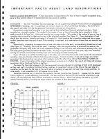 Land Descriptions 1, Wadena County 2001