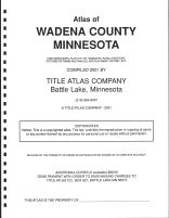 Title Page, Wadena County 2001