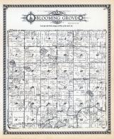 Blooming Grove Township, Rice Lake, Hayes, Knutson, Everson, Remund, Waseca County 1937
