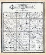 Freedom Township, Alma City, Mott Lake, Waldorf, Waseca County 1937
