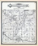 Janesville Township, Lake Elysian, rice, Willis, Lillie, Fish, Okaman, Helena, Smith's Mill, Waseca County 1937