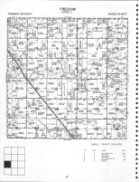 Code J - Freedom Township, Waseca County 1970