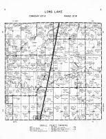 Long Lake Township, Kansas Lake, Lake Mary, Watonwan County 1954