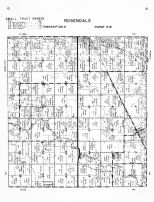 Rosendale Township, St. James, Grogan, Watonwan County 1954
