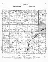 St. James Township, Watonwan County 1954