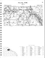 Code 14 - Rolling Stone Township - South, Rolling Stone, Minnesota City, Winona County 1982