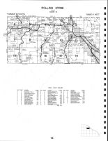 Code 14 - Township - South, Minnesota City, Rolling Stone, Winona County 2004