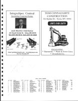 Pleasant Hill Township Owners Directory, Ad - IntegraSpec Central, Tom Connaughty Construction, Winona County 2004
