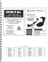 Warren Township Owners Directory, Ad - MSI Insurance, Osborn Medical, Winona County 2004