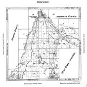 Clearwater Township, Wright County 1894