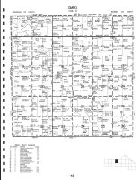 Code 12 - Omro Township, Yellow Medicine County 2001