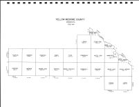 Yellow Medicine County Code Map, Yellow Medicine County 2001