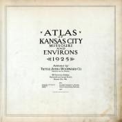 Title Page, Kansas City 1925