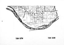 Township 50 North - Range 29 West, Township 50 North - Range 28 West, Ray County 1959