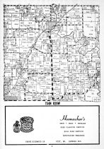 Township 54 North - Range 29 West, Lawson - North, Elmira, Ray County 1959