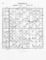 Code SP - Springvale Township, Barnes County 1963
