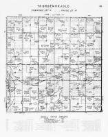 Code TH - Thordenskjold Township, Barnes County 1963