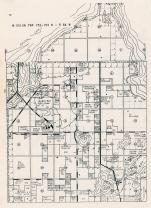 Mission Township, Benson County 1957