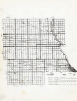 Bottineau County Highway Map 1, Bottineau County 1959