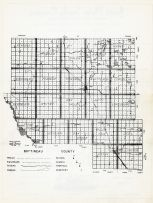 Bottineau County Highway Map 2, Bottineau County 1959