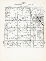 Code E - Ostby Township, Willow City, Bottineau County 1959