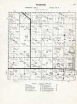 Code HL - Pickering Township, Bottineau, Bottineau County 1959