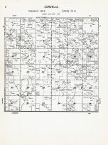 Code NR - Cordelia Township, Bottineau County 1959