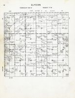 Code R - Elysian Township, Bottineau County 1959