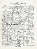 Code SA - Homen Township, Bottineau County 1959