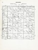 Code SE - Newborg Township, Bottineau County 1959