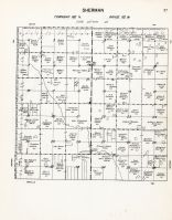 Code UH - Sherman Township, Bottineau County 1959