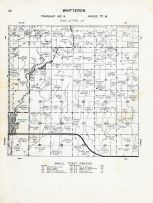 Code XA - Whitteron Township, Bottineau County 1959