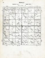 Code XN - Renville Township, Bottineau County 1959