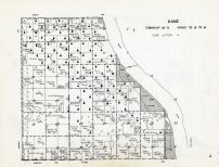 Code X - Kane Township, Bottineau County 1959