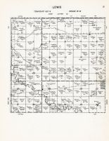 Code YA- Lewis Township, Bottineau County 1959