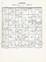 Code Y - Lordsburg Township, Bottineau County 1959