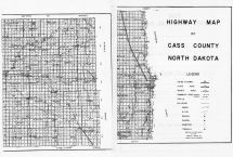 Cass County Highway Map