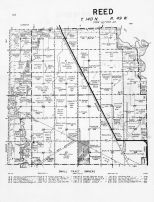 Code DR - Reed Township, Cass County 1957
