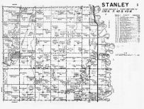Code S and XJ - Stanley Township, Cass County 1957