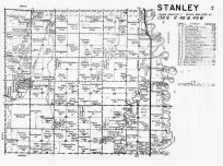 Code X and SJ - Stanley Township, Cass County 1957
