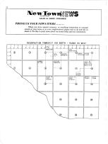 Reservation Township, Township 150 North - Range 93 West, Mountrail County 1958