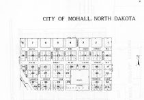 Mohall City 1, Renville County 1959